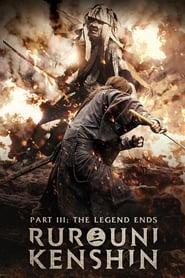 Poster Rurouni Kenshin Part III: The Legend Ends 2014