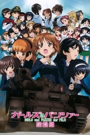 Girls & Panzer o Filme