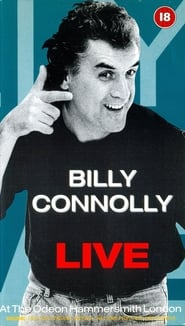 Billy Connolly – Live at the Odeon Hammersmith London (1991)