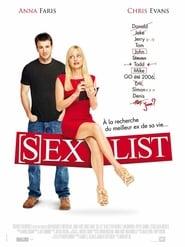 Voir (S)ex List en streaming complet gratuit | film streaming, StreamizSeries.com