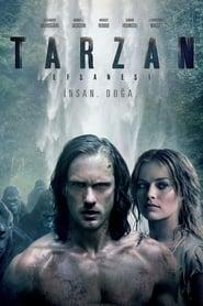 Tarzan Efsanesi – The Legend of Tarzan 2016 Türkçe Dublaj izle