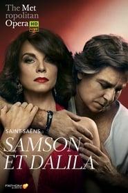 Poster Saint-Saëns: Samson et Dalila 2018