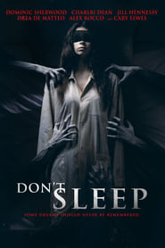 film Don't Sleep streaming