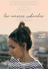 Poster Los amores cobardes 2018