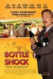 Poster Bottle Shock 2008