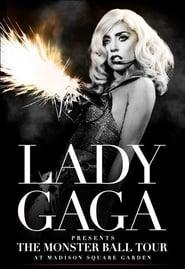 Poster of Lady Gaga恶魔舞会巡演之麦迪逊公园广场演唱会