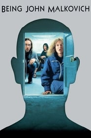 Poster for Being John Malkovich