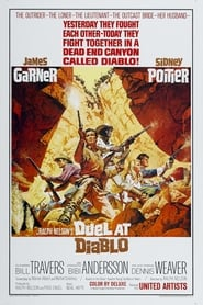 Poster Duel at Diablo 1966