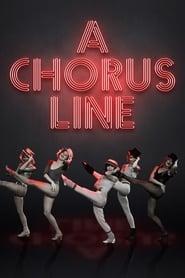Poster A Chorus Line 1985