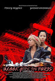 Black Girl in Paris 2013