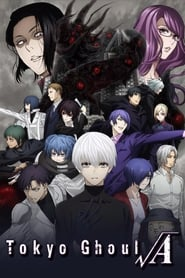 Tokyo Ghoul -  Tokyo Ghoul √A poster