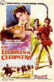 Las legiones de Cleopatra 1959