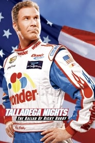Poster for Talladega Nights: The Ballad of Ricky Bobby