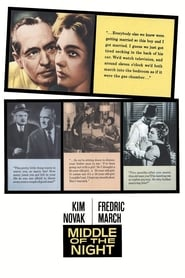 Poster Middle of the Night 1959