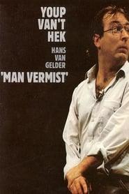 Youp van 't Hek: Man vermist