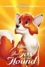 Poster for The Fox and the Hound