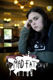 Poster My Mad Fat Diary 2015