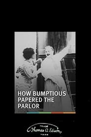 How Bumptious Papered the Parlor 1910