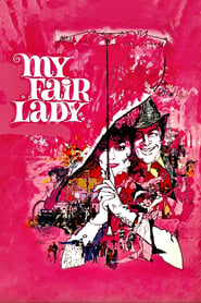 Poster My Fair Lady 1964