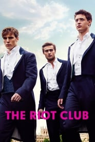 Poster The Riot Club 2014