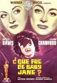 Ver ¿Qué fue de Baby Jane? (1962) Online