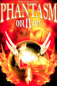 Poster for Phantasm IV: Oblivion