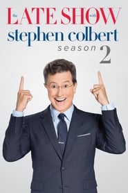 The Late Show with Stephen Colbert: Staffel 2