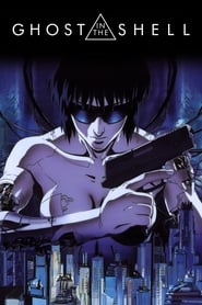 Duch w pancerzu / Ghost in the Shell / Kôkaku kidôtai (1995)