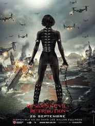 Resident Evil : Retribution 2012