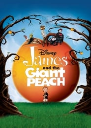 Poster James and the Giant Peach 1996