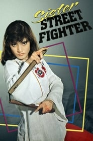 Poster for Sister Street Fighter