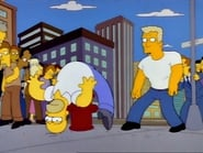 The Simpsons Season 4 Episode 14 : Brother from the Same Planet