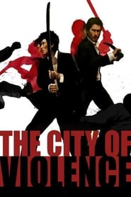 Poster for The City of Violence