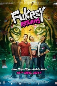 Fukrey Returns (2017) Hindi Dubbed Full Movie Watch Online