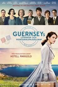 Guernseys litteratur- och potatisskalspajssällskap - Streama Filmer Gratis