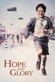 Poster Hope and Glory 1987