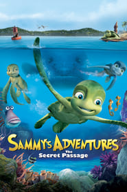Poster A Turtle's Tale: Sammy's Adventures 2010