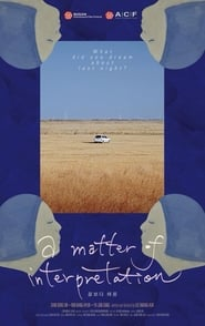Poster del film A Matter of Interpretation