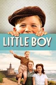 Poster for Little Boy