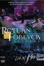 Return To Forever: Live At Montreux 2008 (2009)