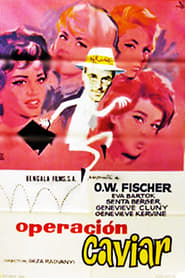 Poster del film Operation Caviar