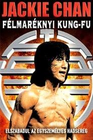 Félmaréknyi kung-fu poszter