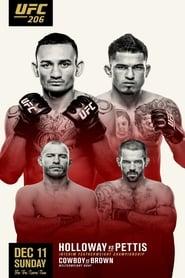 UFC 206: Holloway vs. Pettis