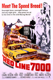Poster Red Line 7000 1965