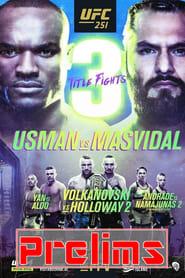 UFC 251: Prelims (2020)