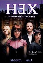 Hex streaming vf poster
