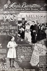 Forget Me Not 1922
