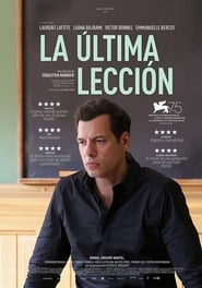 La última lección (2018) School's Out