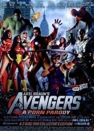 Avengers XXX: A Porn Parody poster