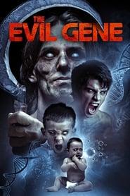 Poster The Evil Gene 2016